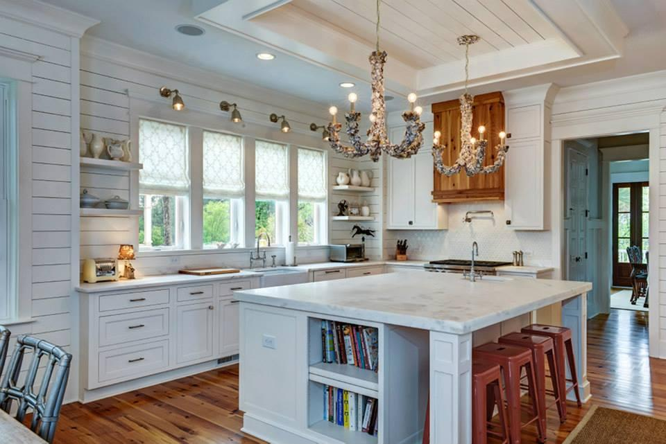 Houzz.com Kitchen of the Week: Classic Style for a Southern Belle ...